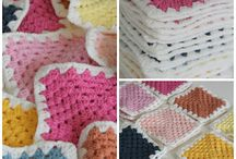 Granny Square Challenge / by Malory Teegarden