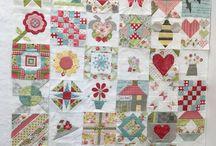 Splendid sampler quilt