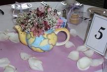 Tea Shower Party / Tea Parties are Back. Woo hoo!
