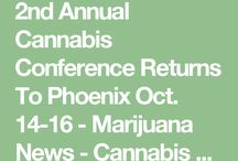 Cannabis Conferences, Festivals & Events
