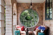 Homes {Shingle Style}