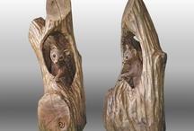 Tallas y Esculturas en Madera / Tallas y esculturas en madera de Eduardo Martín. www.tallarte.com