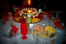 Decor e Ideias / Decoração de noite de queijos e vinhos para o dia dos namorados.