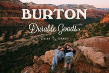 Burton Spring / Summer 2015 / See the new Spring / Summer line of #durablegoods, with all bags and luggage backed by a lifetime warranty.