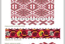 Romanian traditional motifs