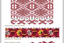 Romanian Traditional Motifs