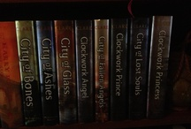 The Mortal Instruments Series / by Jenny Johnson