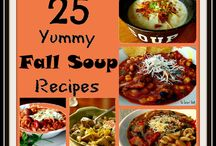 Soups to share / by Sharon Cole