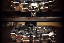 hexnut bracelet
