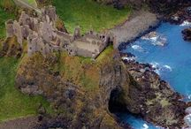 New Series I just started writing, set close to Dunluce Castle, close to where I was born.
