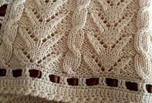 Knitting: patterns