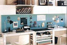 Decorating and Storage