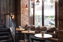 cafe rustic