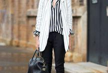Stili Moda Di Strada Autunnali