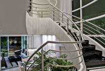 Современные красивые лестницы