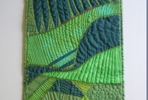 Art Quilts / by Daisy O'Moore Designs