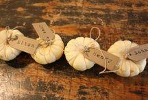 Thanksgiving Inspiration / by Marci Allen
