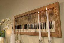 piano crafts