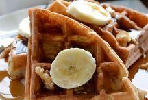waffle-ing