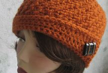 Crochet hats & Cowls / by Sarah Clinton