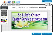 Easter | Banners.com / Easter Banners, Easter Templates, Easter Decorations and everything else Easter related!