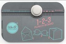 123 Punch Board