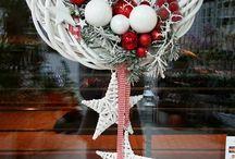 Vánoce dekor