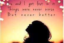 ~Song lyrics~
