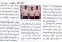Bio-Diesel / myecoenergy produces biodiesel