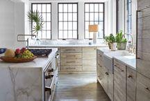 KD 101 - Modern Rustic Kitchens / Kitchen Design 101 - Celebrating Modern Rustic Kitchens