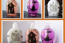 Halloween decor / by Melissa Young Fisher