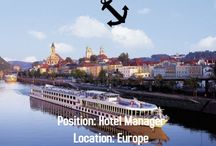Career Opportunities: USA, Europe, Australia, Asia