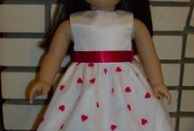 """18"""" Doll Clothes / 18"""" Doll Clothes - Fit American Girl and Maplelea Dolls Pins link to Online Store: dressupyourdoll.weebly.com Ship within Canada only"""