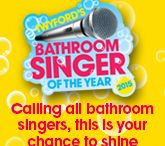Twyford Bathroom Singer of the Year 2015 / A collection of amazing photos from our 2015 competition for the Twyford Bathroom Singer of the Year 2015.