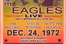 The eagles band / My most favorite band.  / by Donna Everly