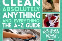 Household Cleaning Tips