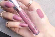 Roze lippen