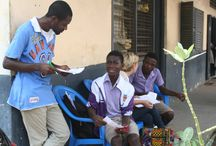 SCEF Field Monitoring 2015 / Monitoring is at the heart of SCEF's activities. Each one of our scholarship recipients is visited by a SCEF team member at their school every other month. The student is interviewed as to how they are doing in school, what their struggles and successes are, and personal information that could affect their school performance. Then the classroom teacher is interviewed. If the child has challenges, SCEF organizes follow-up visits.