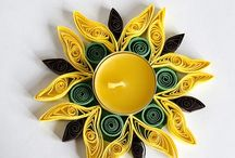 Quilling / Quilling. The art of rolling paper
