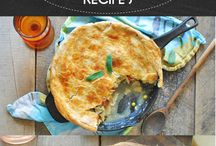 Recepies - Cast Iron Skillet