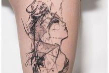 Tatuaje Loba