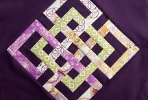 Celtic Designs&Irish Chain--mostly quilts / by Lucy Hanke