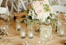 Light Pink, Peach, and Ivory Weddings / ...for the Blushing Bride.
