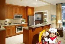 Cara Cepat Dalam Membersihkan Dapur Seharian Saja, Cara Membersihkan Dapur Secara Harian