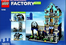 Lego Love & Minecraft Mania / Cognitive Creativity / by Emily @ My Pajama Days