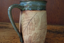 Mugs and other pottery