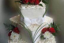 Wedding Cakes / A collection of gorgeous Wedding Cakes