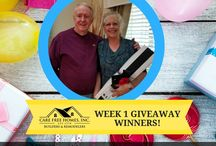 40 Weeks of Giveaways for 40 Years in Business
