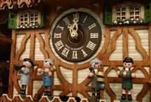 Cuckoo Clocks / Explore the detailed classic German cuckoo clocks!