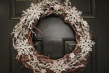 Wreaths / by Ann Fleming Dye